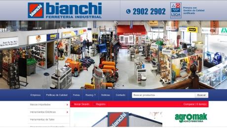 Bianchi, Ferretería Industrial