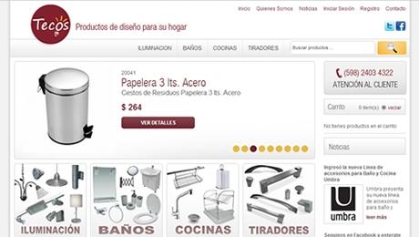 Tienda online de productos para el hogar