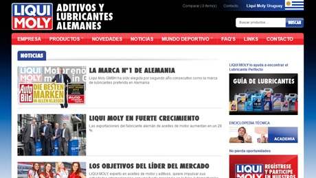 Catálogo Online de Aditivos